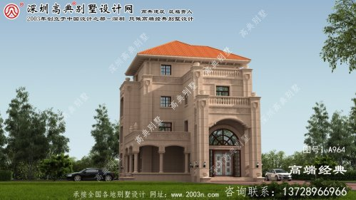 黄石港区别墅设计图纸