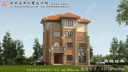茶陵县房屋设计图效果