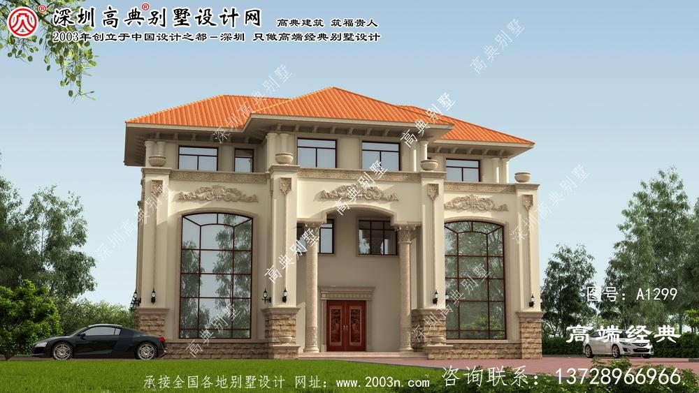 广州市别墅图纸设计大全