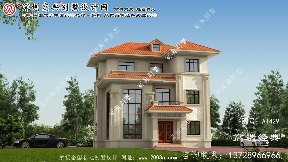 清远市开放式别墅图片