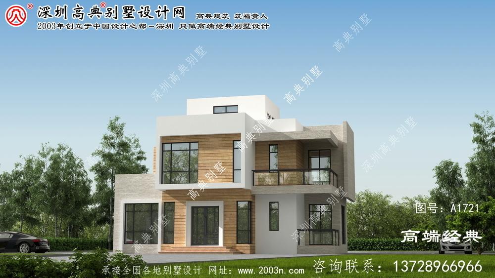 富川瑶族自治县别墅彩色平面图