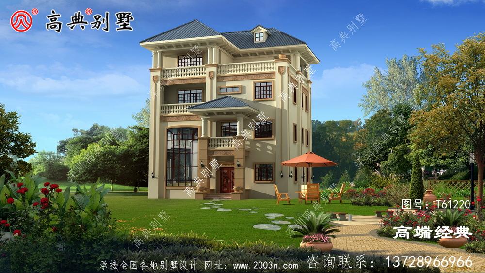 德格县别墅区设计说明