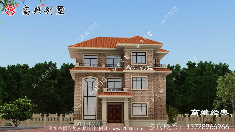尼木县农村别墅房子图