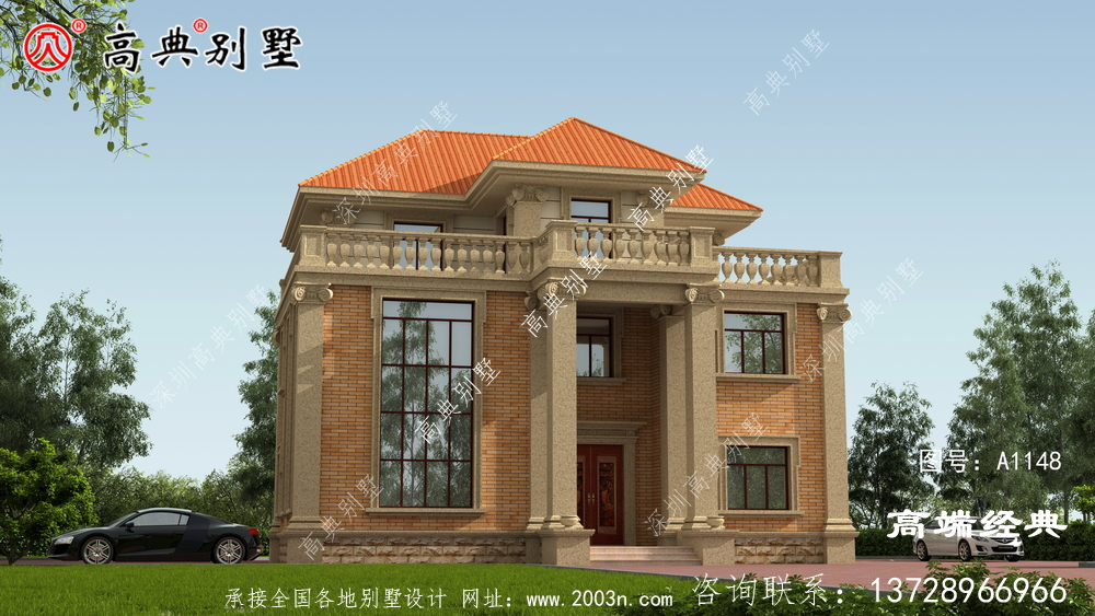 巴楚县农村三层自建房