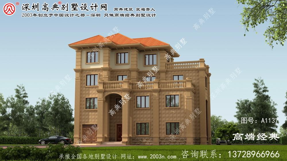 余庆县三层楼的别墅,在农村人人羡慕。