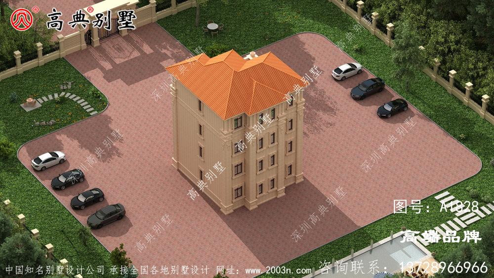 建房设计让你享受美好的田园生活!