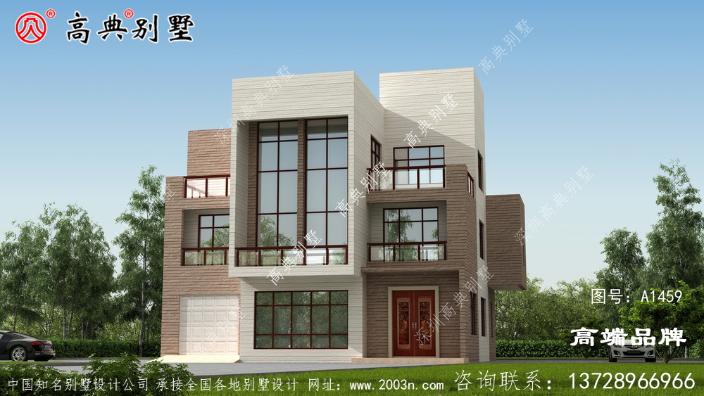 农村建房如何设计可以回家自己住,也可以孝敬父母