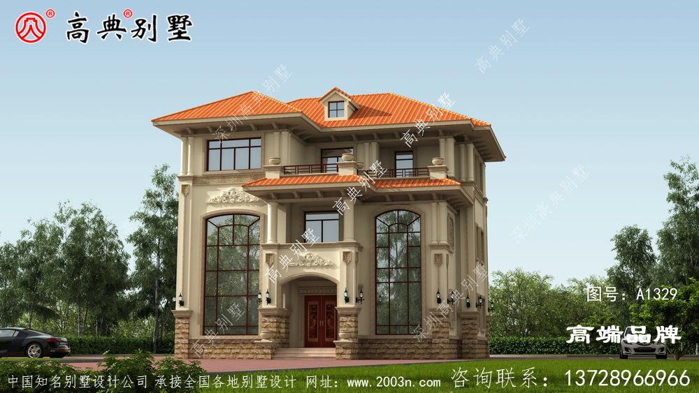 简欧复式别墅设计深受年轻人的青睐