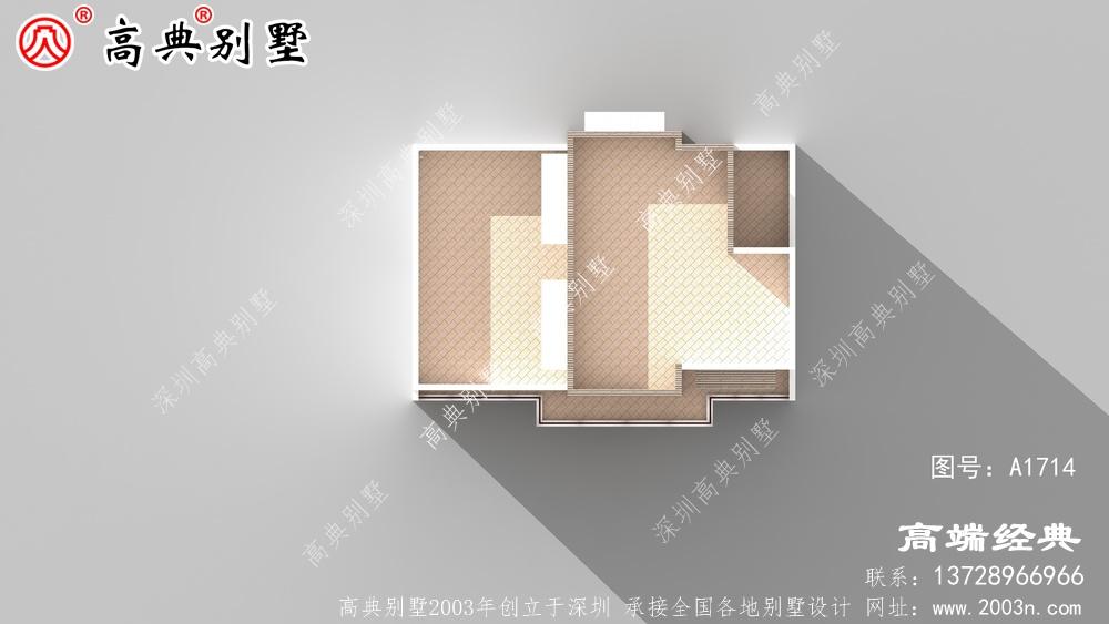 农村四层房屋设计图享受淡云流水般的生活