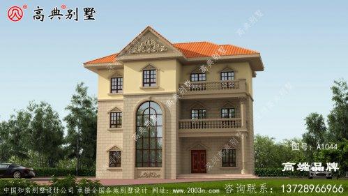 农村房屋设计图给你一