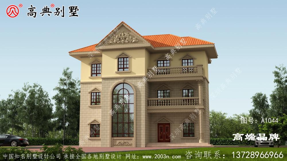 农村房屋设计图给你一个温馨精致的小家。