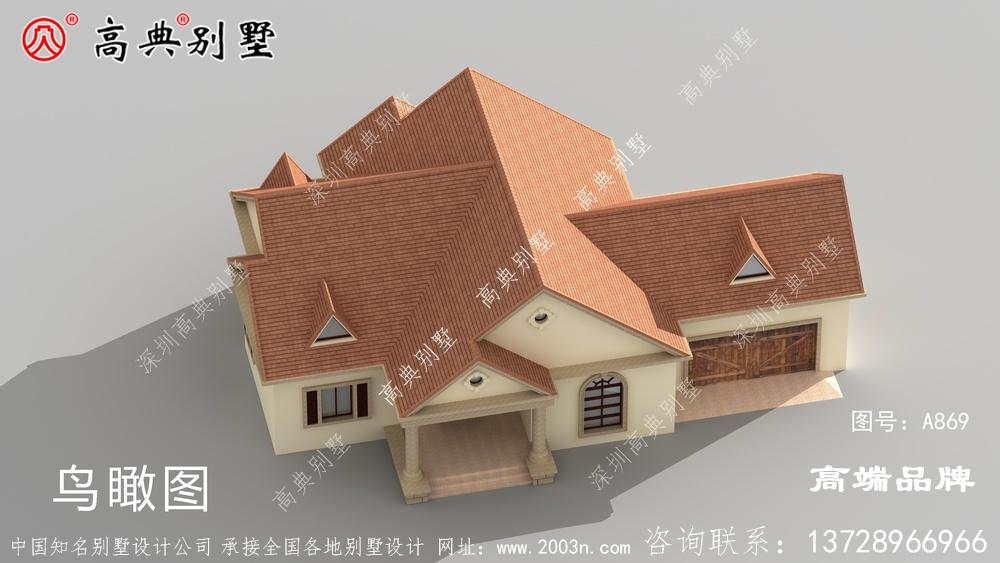 小别墅设计外观大全有品位的人都想建