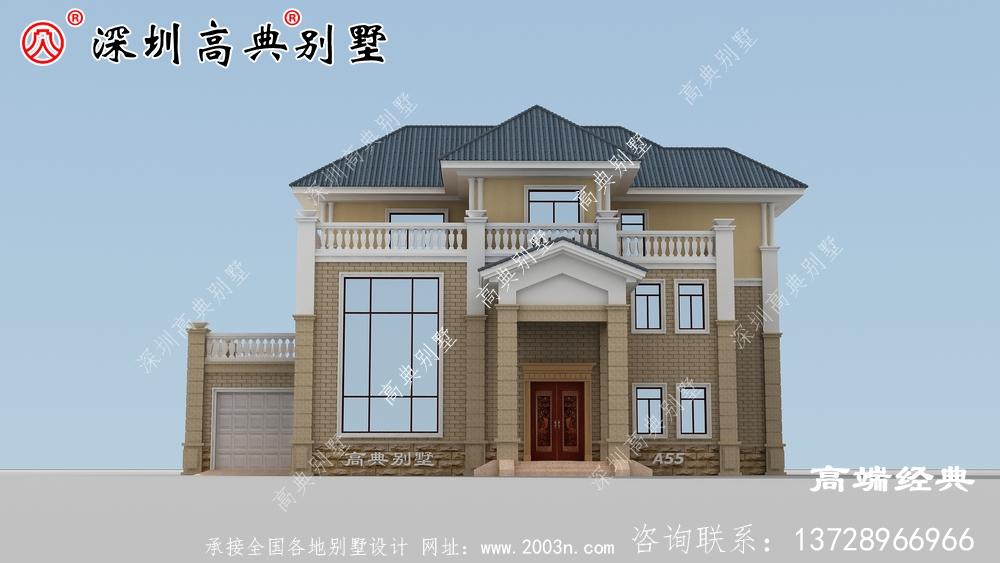 农村建房设计图,户型大小各不相同,你更喜欢哪一套?
