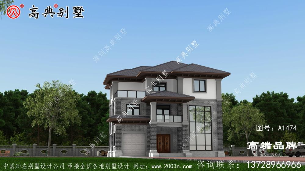 中式别墅打造一个温纯安静的舒适空间!