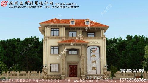 2021年新款现代别墅图,