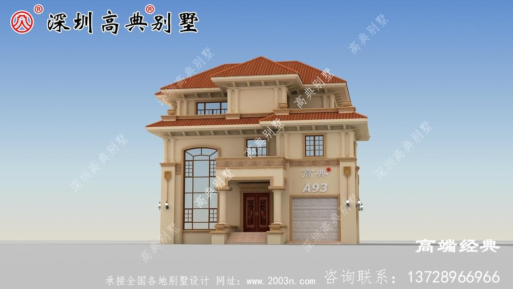 在农村盖自己的房子是大部分人的梦想,这是一个好选择
