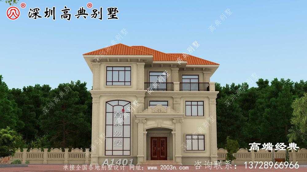 2021最受欢迎的别墅,在村里建了一座,城里两套房都不换。