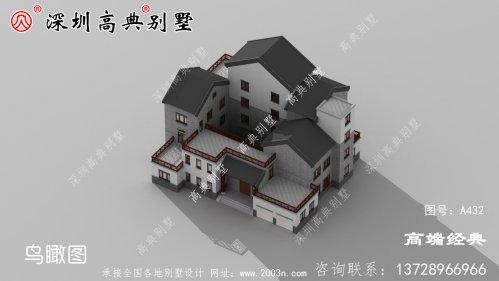农村盖房子,还是建中国