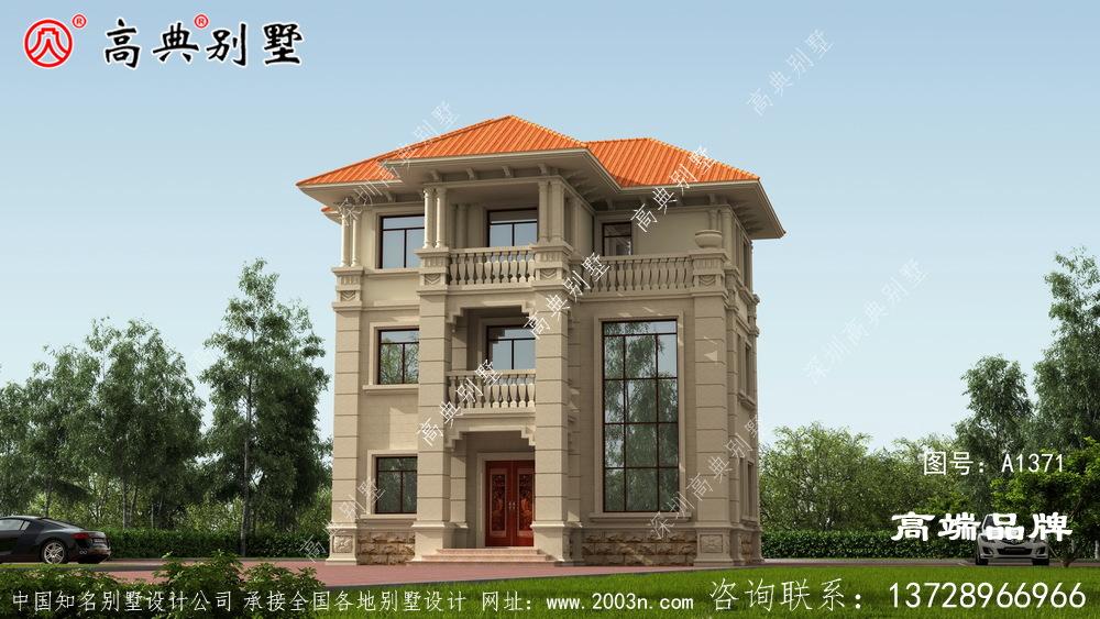 福建又来三层豪宅,每个家庭都住在豪宅里