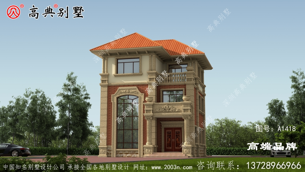 96平方米住宅设计图,实用经济但不降低舒适度