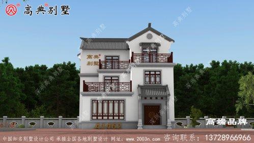 中式别墅这么好看,怪